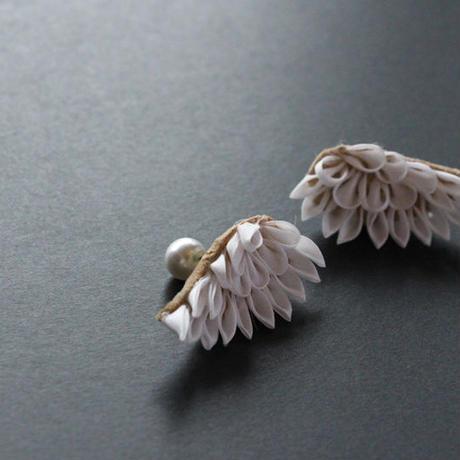 小さな翼ピアス