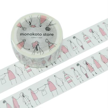 オリシゲシュウジ | monokoto jin pink