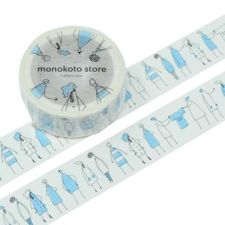 オリシゲシュウジ | monokoto jin blue