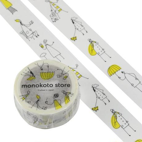 オリシゲシュウジ | monokoto jin yellow