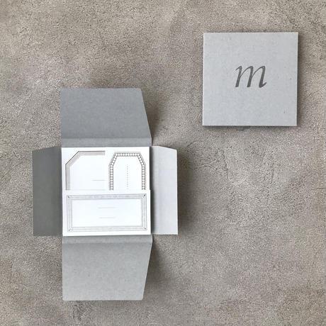 ラベルズ M [mittzell]