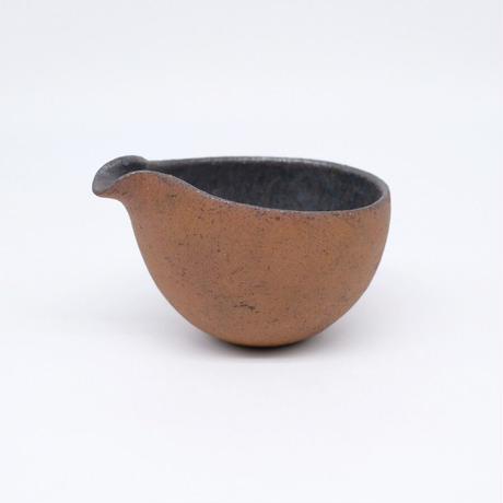 高田かえ / 赤土片口 (実物写真950)