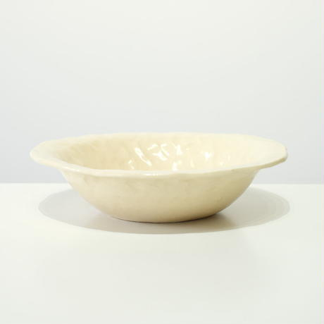 mouhitoaji 白いスープ皿