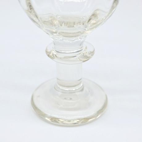 森永 豊 / リング脚ワイングラス(実物写真702)