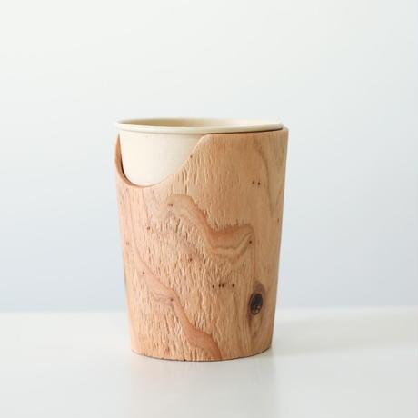 FUQUGI 木製カップホルダー (実物写真) 17