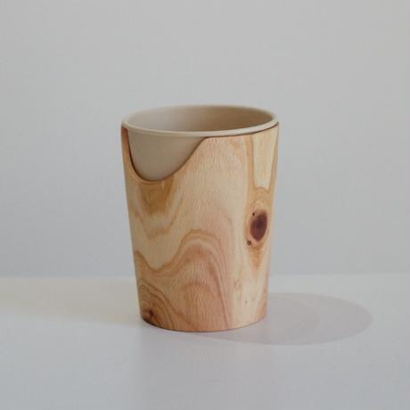 FUQUGI 木製カップホルダー (実物写真) 6