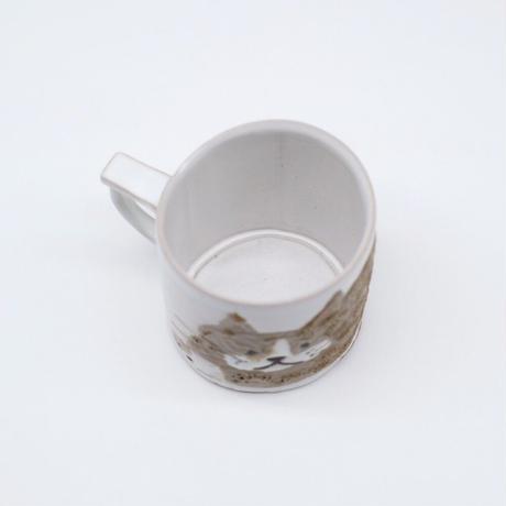 石井啓一&清家正悟 / コラボマグカップ・小(実物写真835)