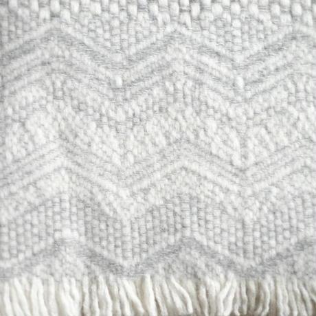 COOVA  / 民族ブランケットS・ホワイト