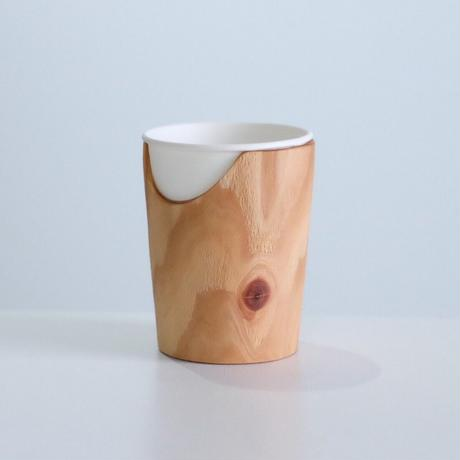 FUQUGI 木製カップホルダー (実物写真) 12