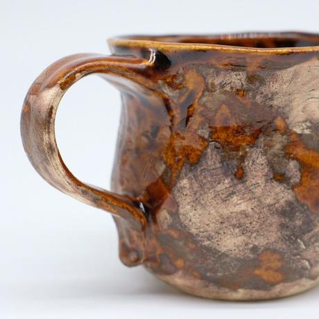 mouhitoaji / かすりカップ (実物写真653)