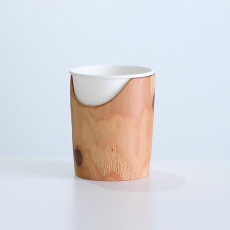 FUQUGI 木製カップホルダー (実物写真) 13