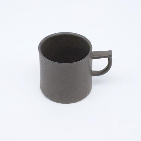 teto ceramic / マグ・小・錆鉄釉薬 (実物写真927)