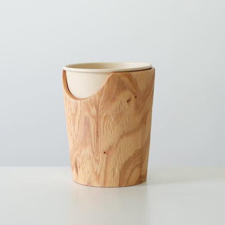 FUQUGI 木製カップホルダー (実物写真) 16