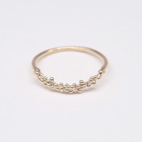 y.h.a accessories / リング / K10 Grains /11号 (実物写真853)