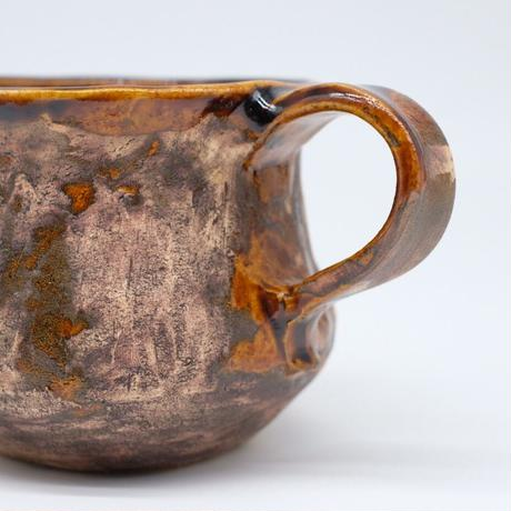 mouhitoaji / かすりカップ (実物写真461)