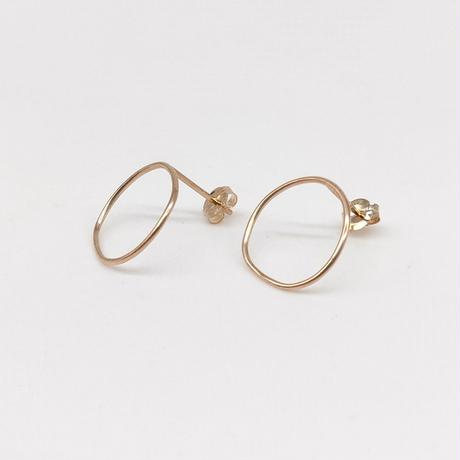 y.h.a accessories / K10ピアス・Hoop/S (実物写真138)