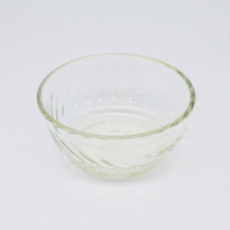 森永 豊 / 24モールド浅鉢・透明 (実物写真1131)