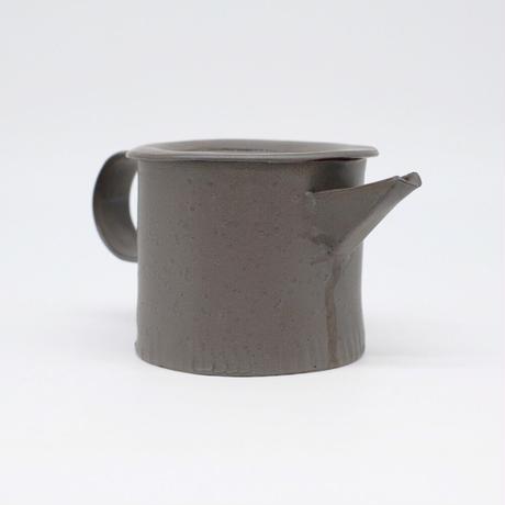 teto ceramics / ポット・錆鉄釉 (実物写真765)