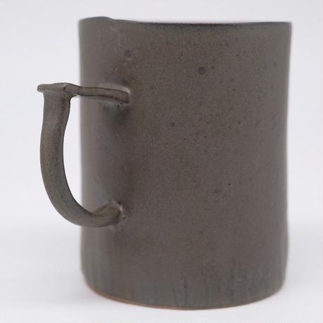 teto ceramic / マグ・大・錆鉄釉薬 (実物写真983)