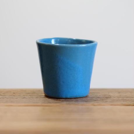 teto ceramics ちいさな湯飲み・モロッコブルー