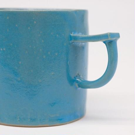 teto ceramic / マグ・小・モロッコブルー(実物写真752)