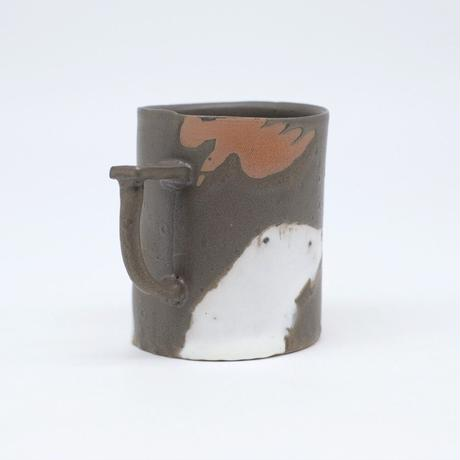 石井啓一&清家正悟 / コラボマグカップ・大(実物写真838)
