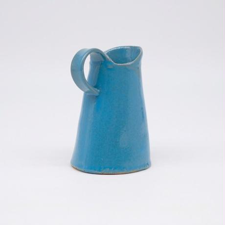 teto ceramic /  ピッチャー小・モロッコブルー(実物写真823)