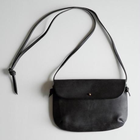 safuji  kinariバッグ・ブラック(ヨコ・大)