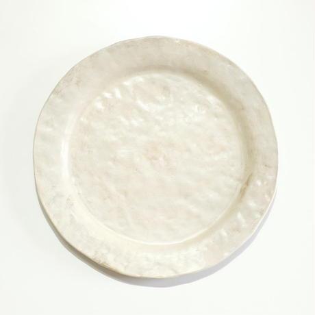 bonoho 27センチ・リム狭皿(実物写真)
