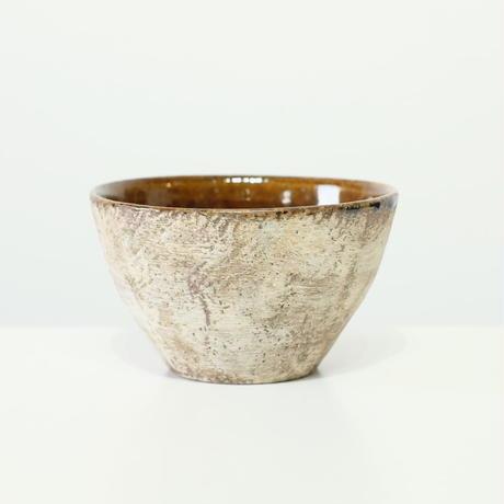 螢松窯 森の器 フリーカップ(飴釉)