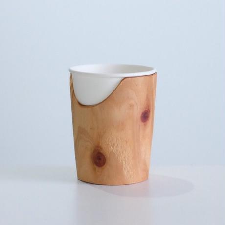 FUQUGI 木製カップホルダー (実物写真) 10
