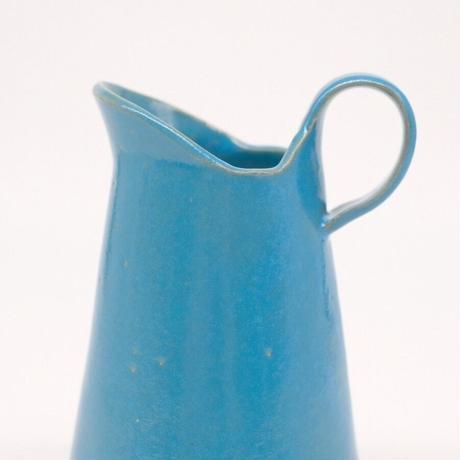 teto ceramic /  ピッチャー小・モロッコブルー(実物写真933)