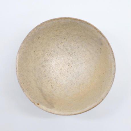 鈴木 進 / 粉引しのぎ 碗 (実物写真658)