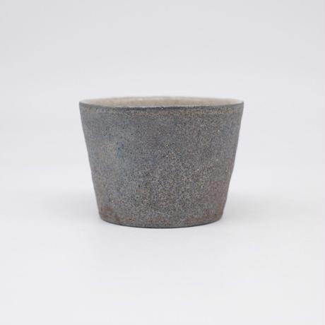井内 素 / そばちょこ・黒(実物写真942)