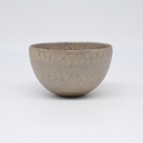 井内 素 / ボウル・グレー (実物写真1003)