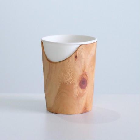 FUQUGI 木製カップホルダー (実物写真) 15
