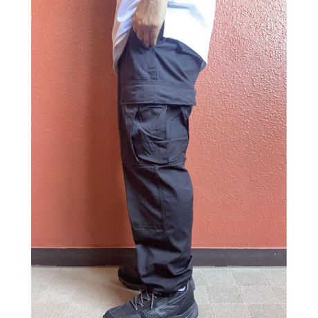 97's DEADSTOCK US ARMY BDU TROUSERS BLACK 357