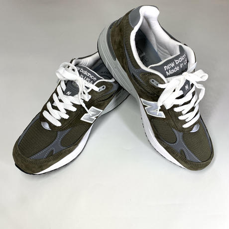 NEW BALANCE MR993MG  WISE:D SIZE:US9.5