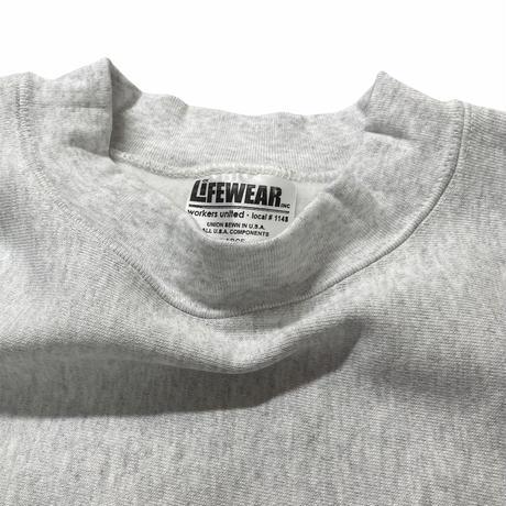 LIFE WEAR HEAVY WEIGHT SWEAT SHIRT (CREW NECK)