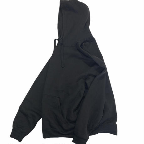 Russell Europe Authentic Hooded Sweat(BLACK)