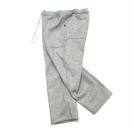 STUMPSTAMP LOOSE FIT EASY PANTS (WOOL/CASHMERE)
