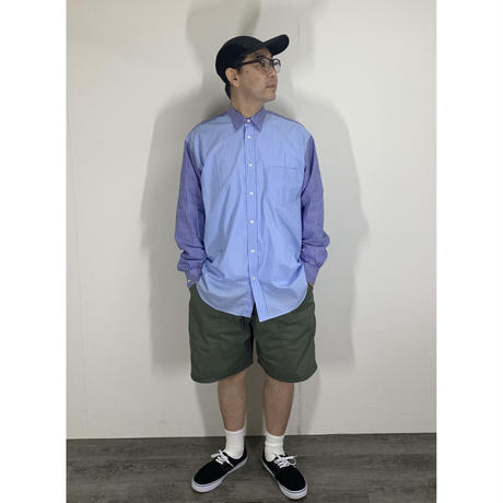CEASTERS SWITCHING STRIPE  SHIRT (MONOURI EXCLUSIVE) TYPE-B