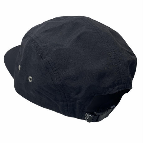 "STUMPSTAMP STANDARD JET CAP ""NYLON"" (BLACK)"