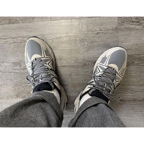 ASICS MENS GEL-KAHANA 8 (Feather Grey/Black/Carbon)