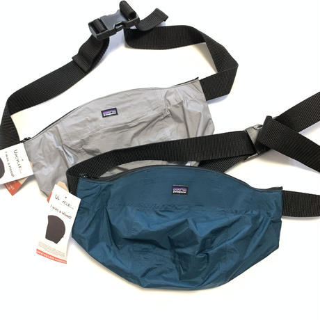 Patagonia Up Cycled Hood Hip Pouch