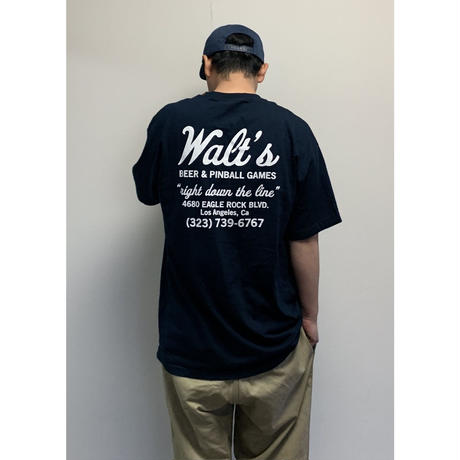 Walt's Bar T-Shirt