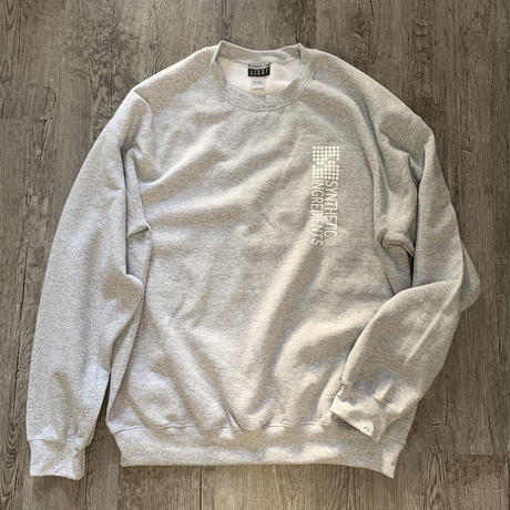 STUMP STAMP SYNTHETIC INGREDIENTS SWEAT SHIRT