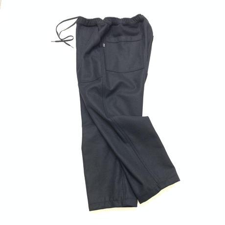 STUMPSTAMP LOOSE FIT EASY PANTS (WOOL/NYLON)