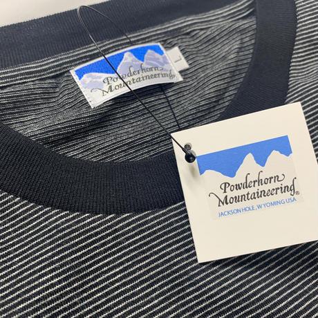 Powderhorn Mountaineering MICRO BORDER POCKET T-SHIRT