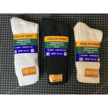 RAILROAD SOCK HELTH TRAK THERAPEUTIC SOCKS (2pack)